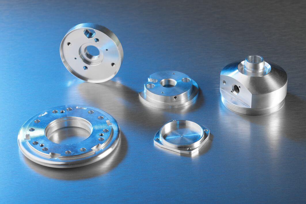 Lauble Drehteile Aluminiumteile