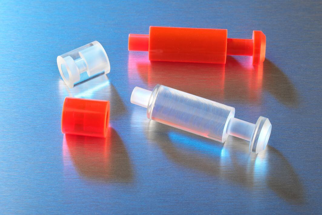Lauble Drehteile Kunststoffteile